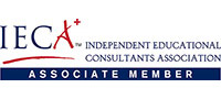 Member IECA Independent Educational Consultants Association